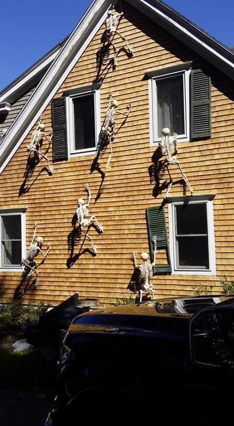 Diy Creepy Halloween Decorations.The 13 Best Diy Halloween Decorations Ever Chronic Crafter