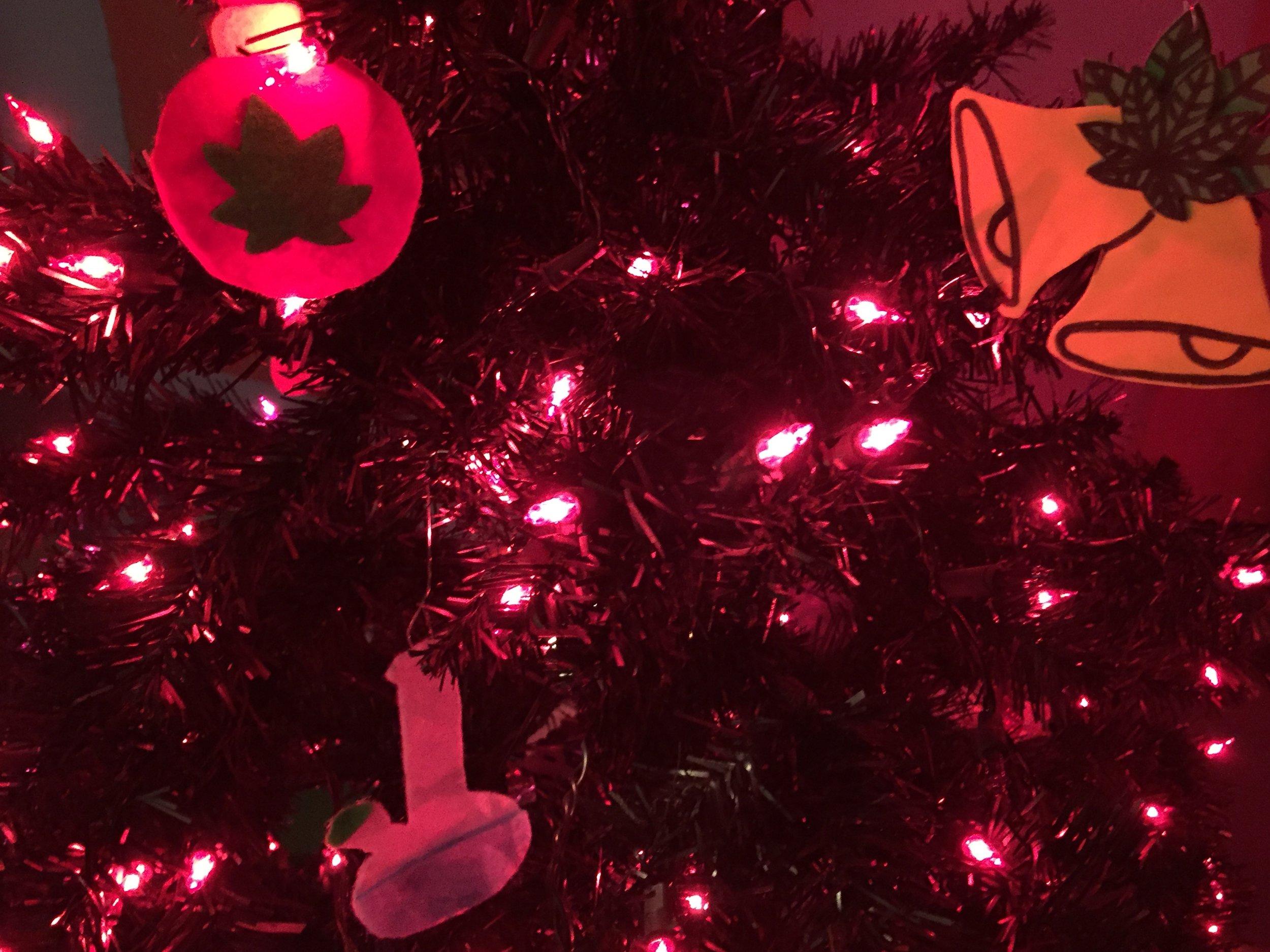 DIY Marijuana Themed Christmas (Kushmas) Ornaments Stoner Decorations