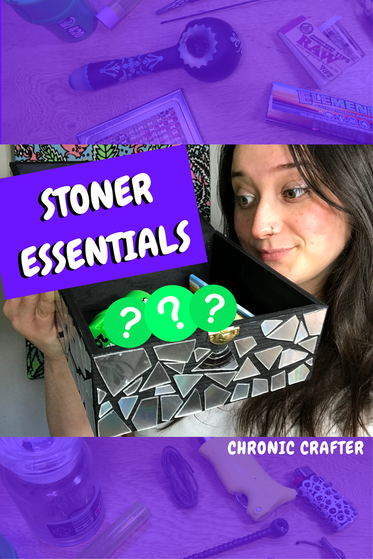 The Essentials for Your Stoner Kit DIY
