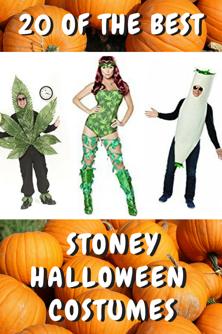 20 of the Best DIY or buy Stoner Halloween Costumes