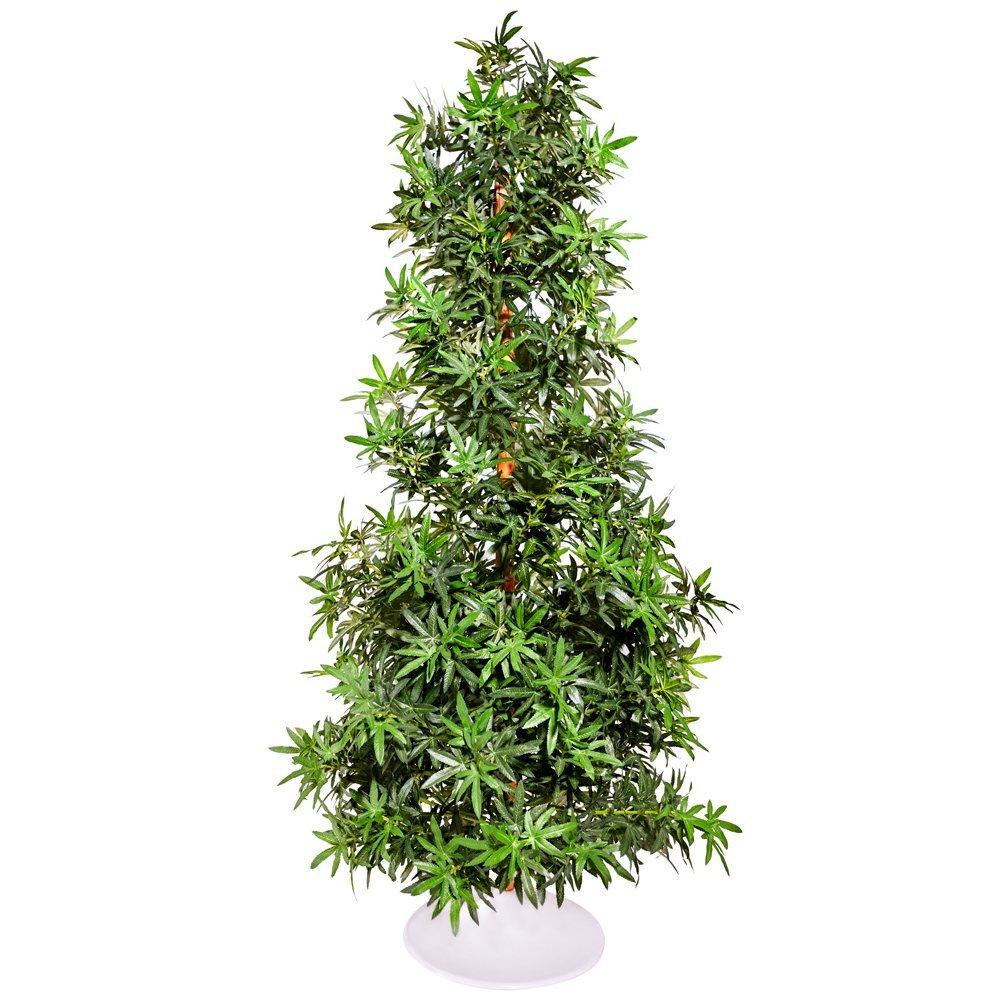Fake Weed Christmas Tree Perfect for Kushmas