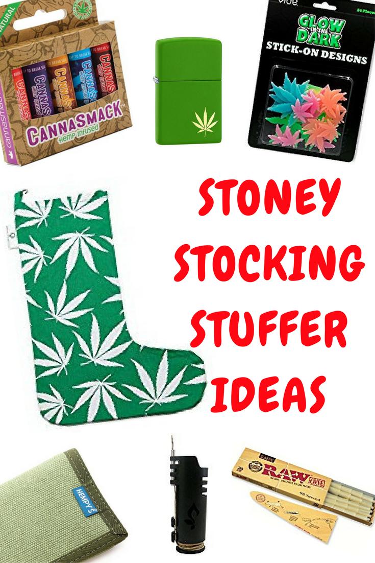 Stoner Stocking Stuffer Gift Ideas