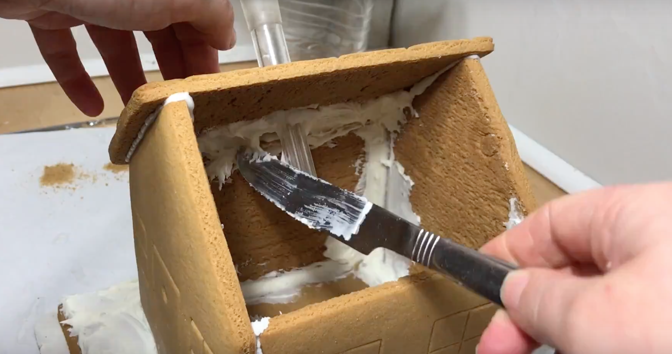 DIY Gingerbread House Bong