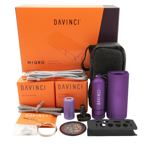 DaVinci Miqro Unboxing and Review