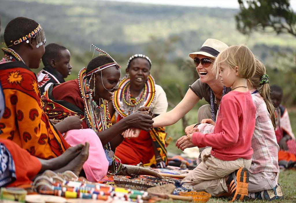 Karibu luxury safari, Kenya | photo &Beyond