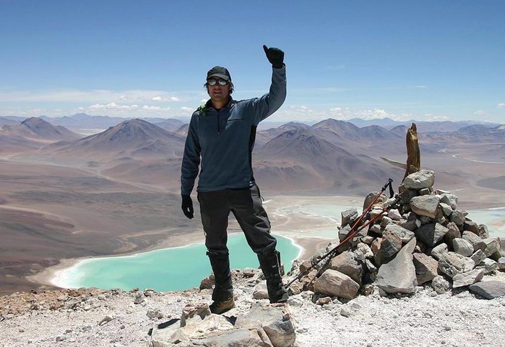 Trekking the Atacama desert, Chile | photo KE Adventure Travel