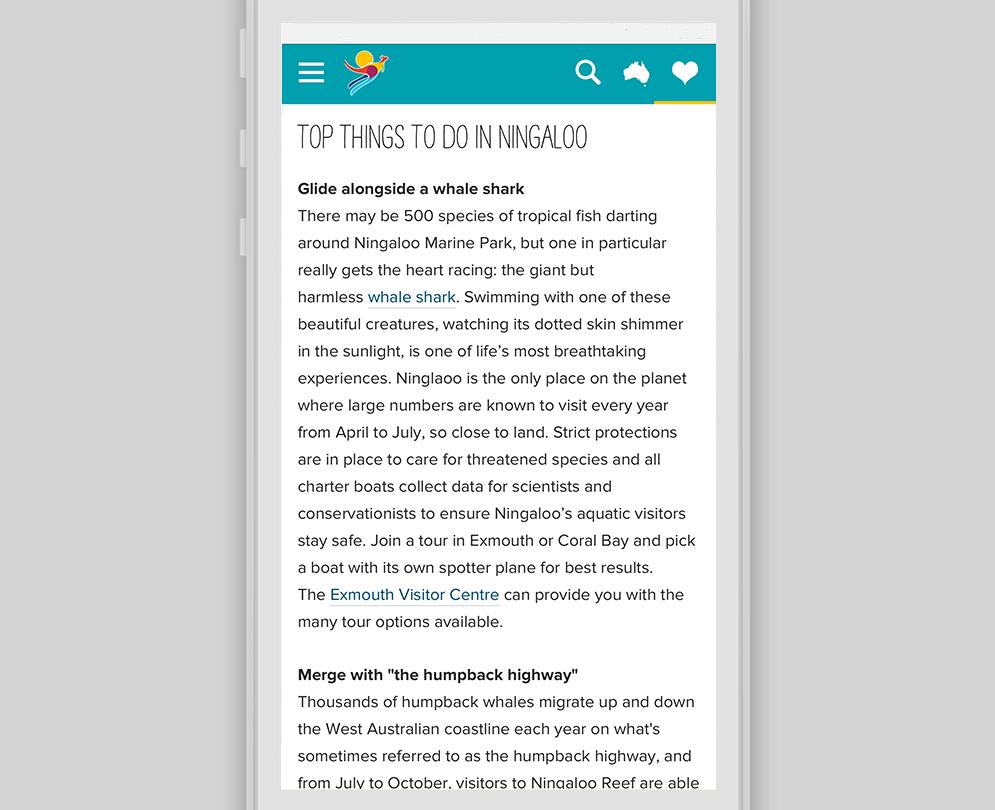Adventure Listing – External links