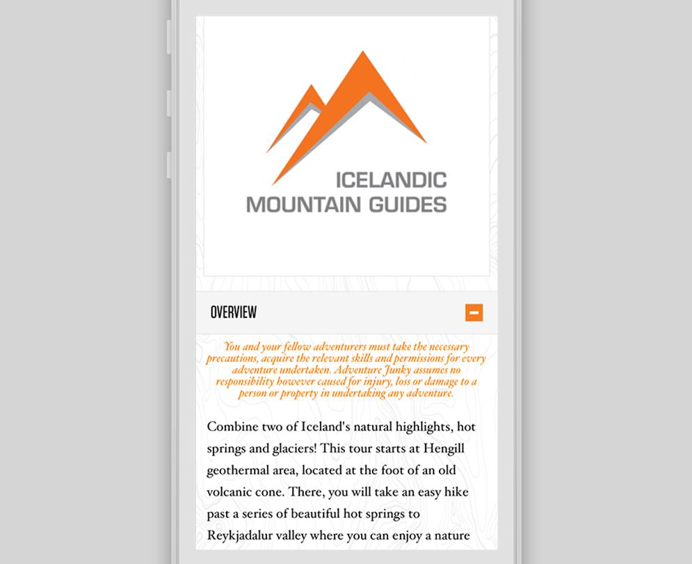 Adventure – Branded links
