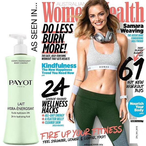 Women's Health Magazine Press Lait Hydra Energisant.jpg