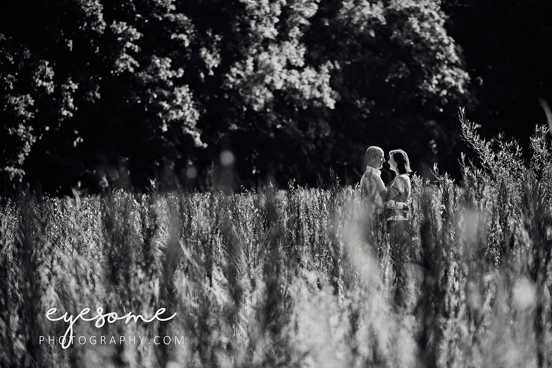 love in the long grass, helped by magnificent light