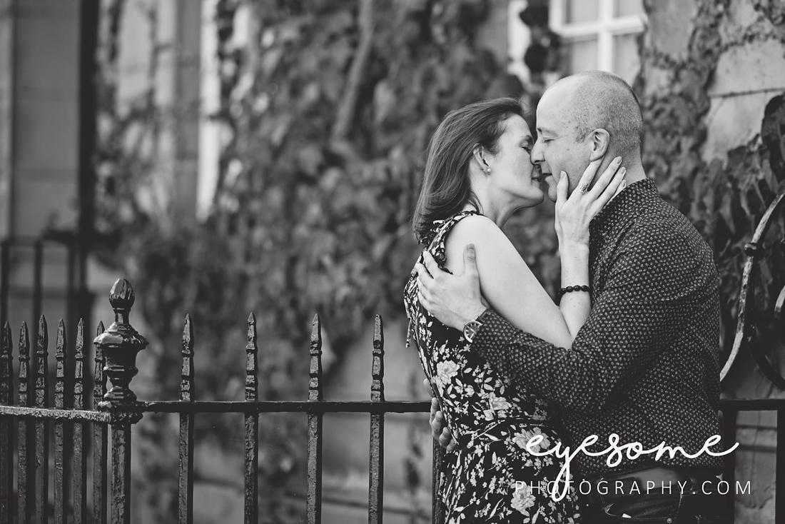 kissing in doorways - a wonderful passtime