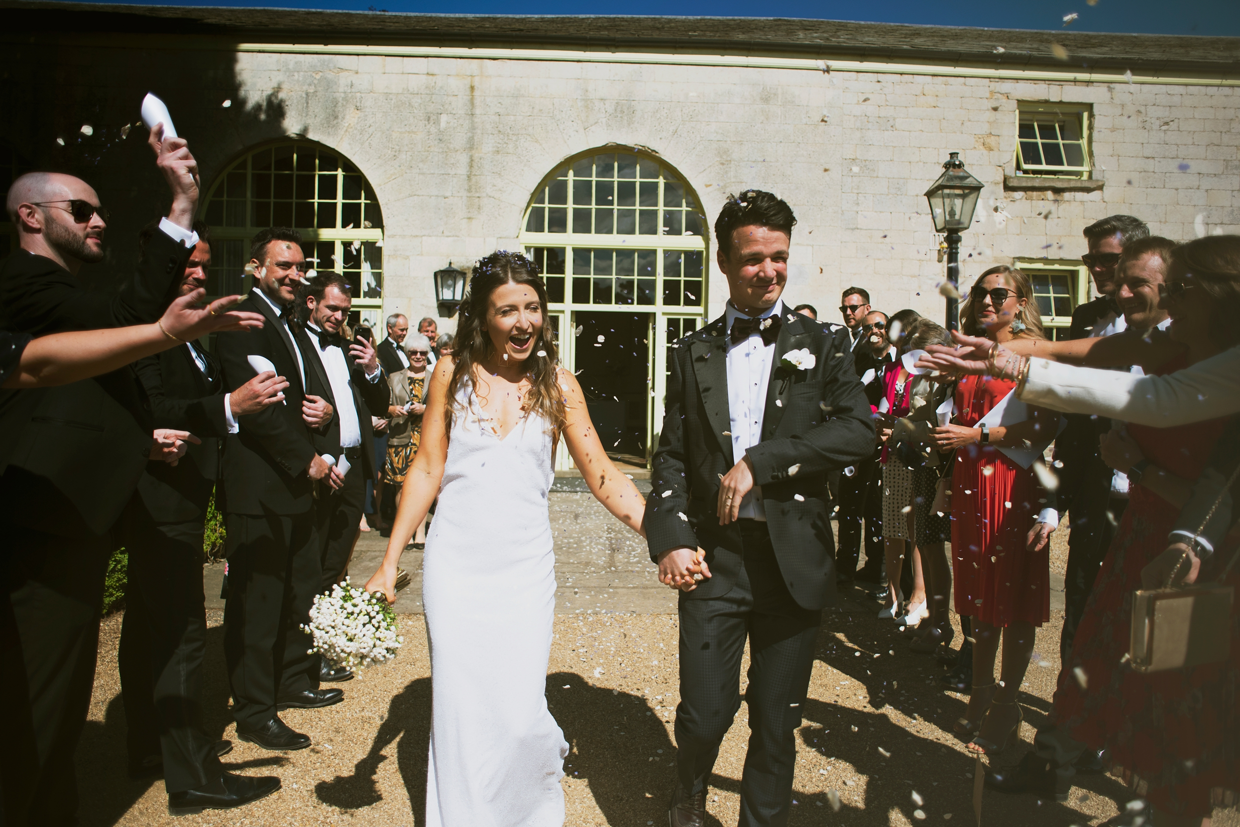 The Orangery Settrington wedding, Yorkshire wedding photographer