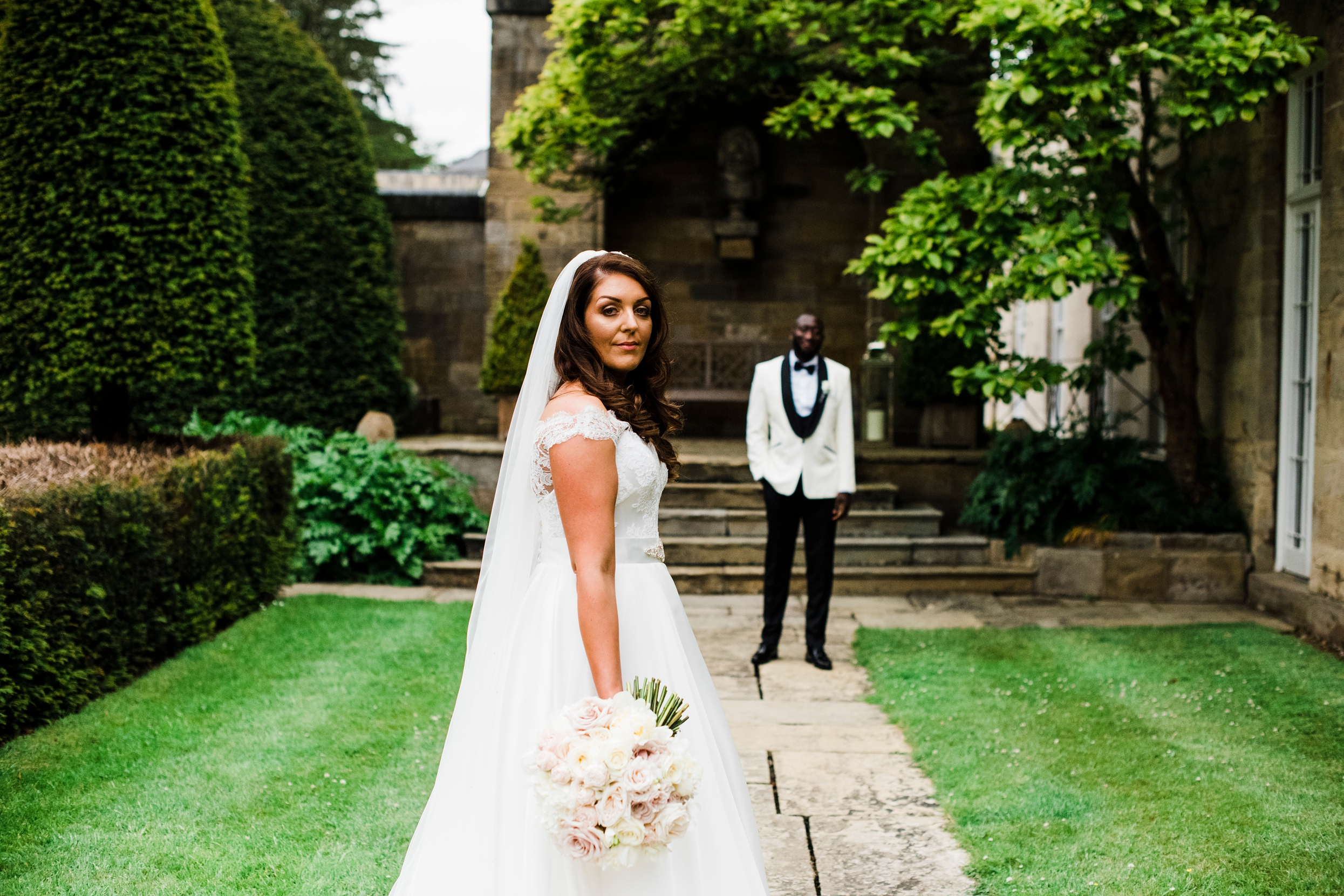 Rudding Park wedding, Yorkshire photographer