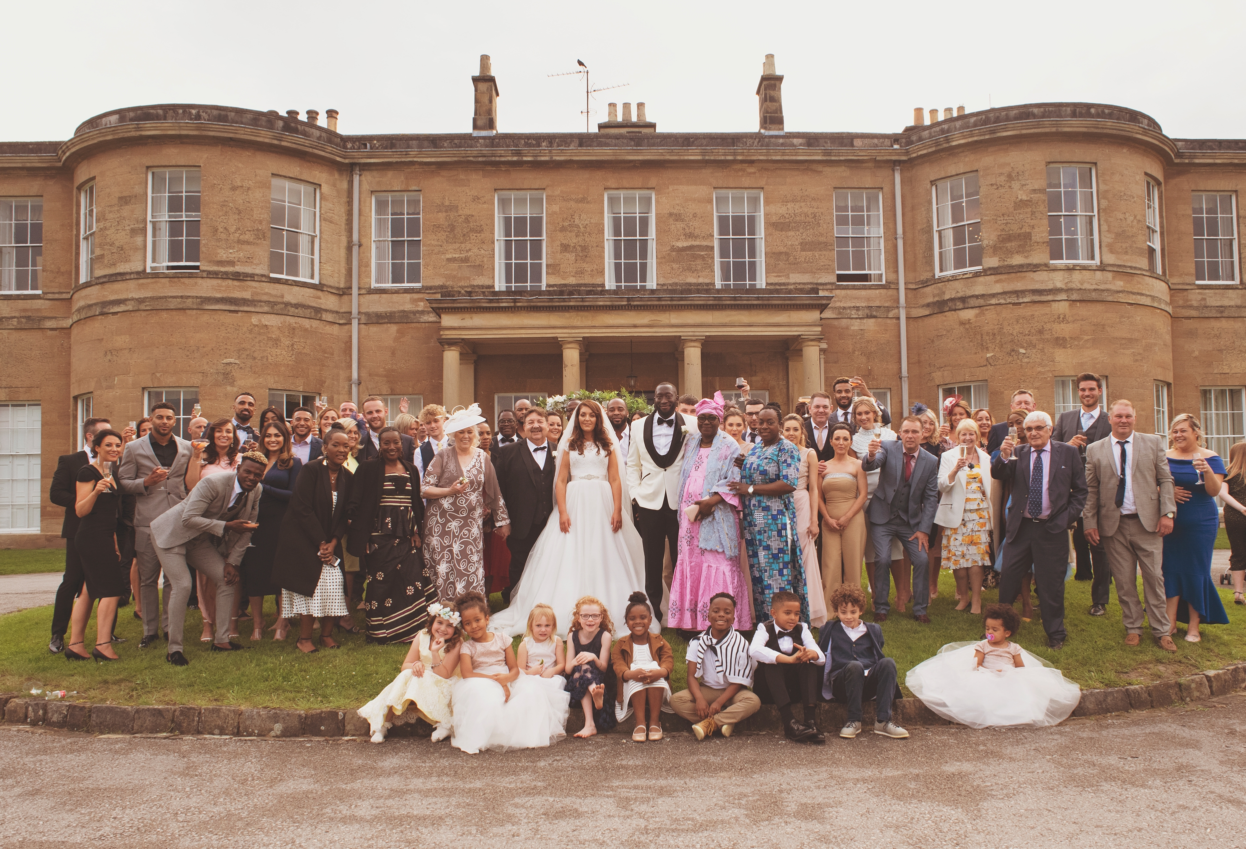 Rudding Park wedding, Yorkshire wedding photographer