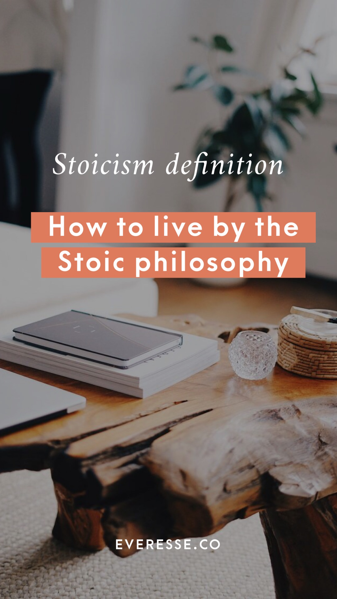 Stoicism definition: how to live by the Stoic philosophy