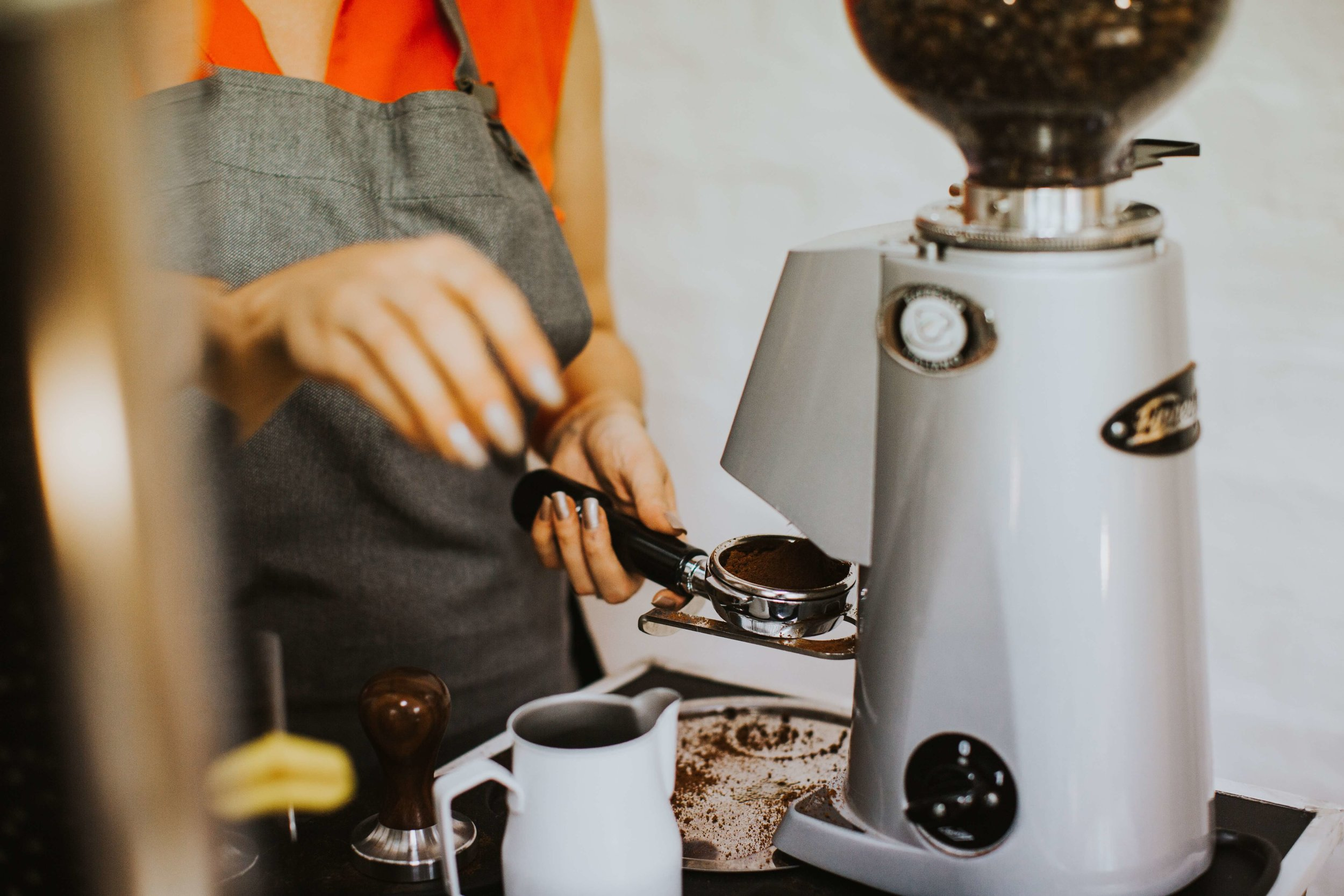 Coffee Bar Hire & Espresso Bar Catering for Weddings, Event Coffee & Corporate Catering in Scotland, Glasgow & Edinburgh Sign