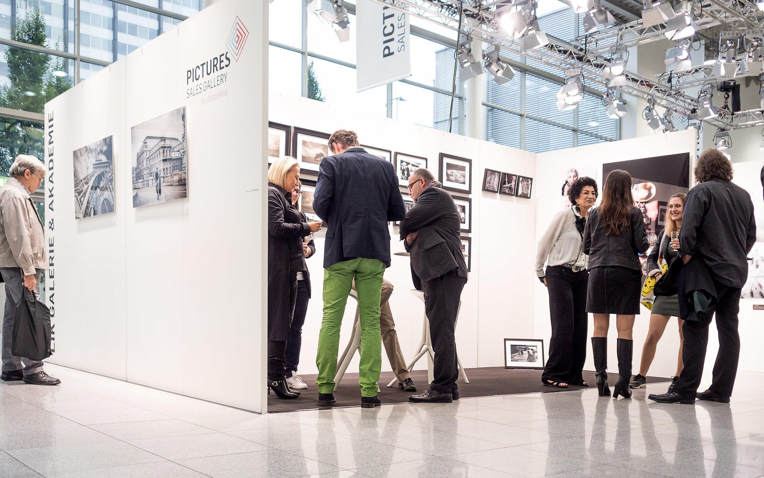 LIK Galerie & LIK Akademie für Foto und Design auf der Photokina 2016