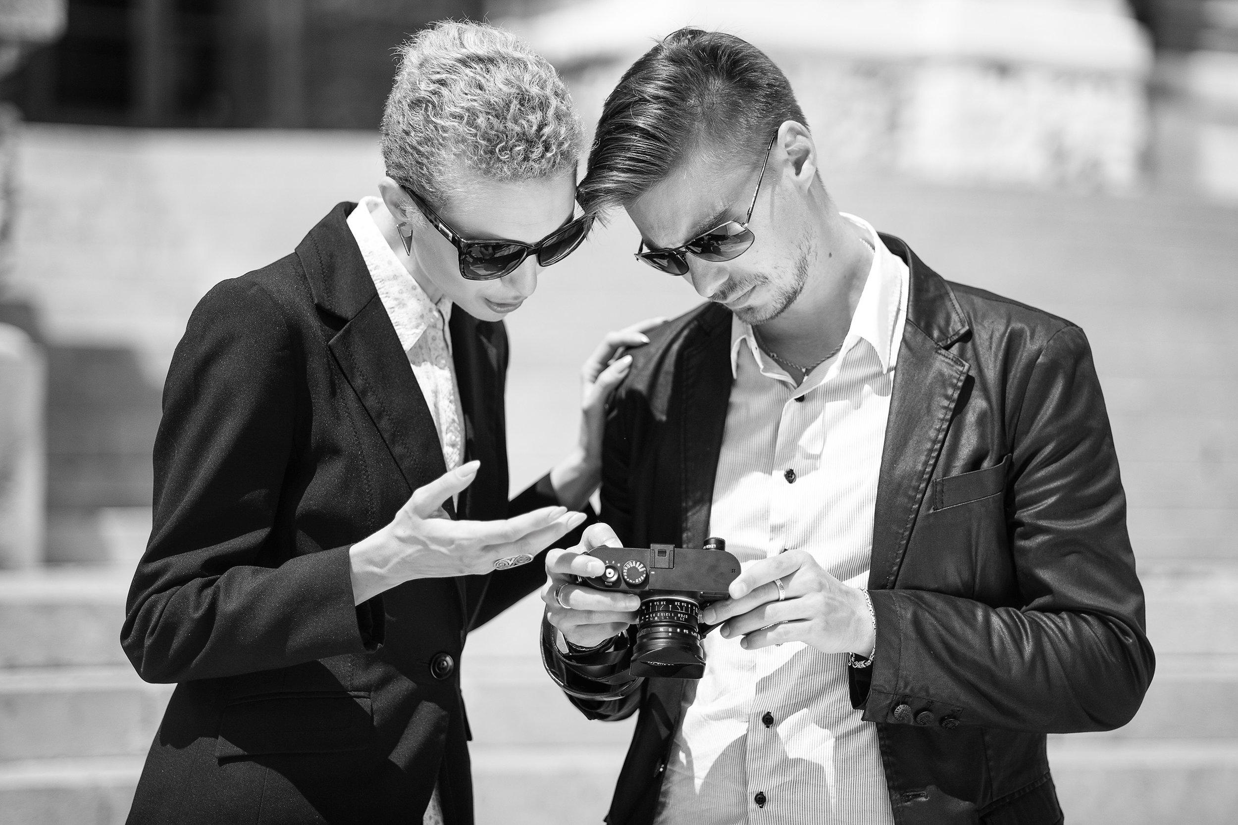 Fotografie gemeinsam erleben.