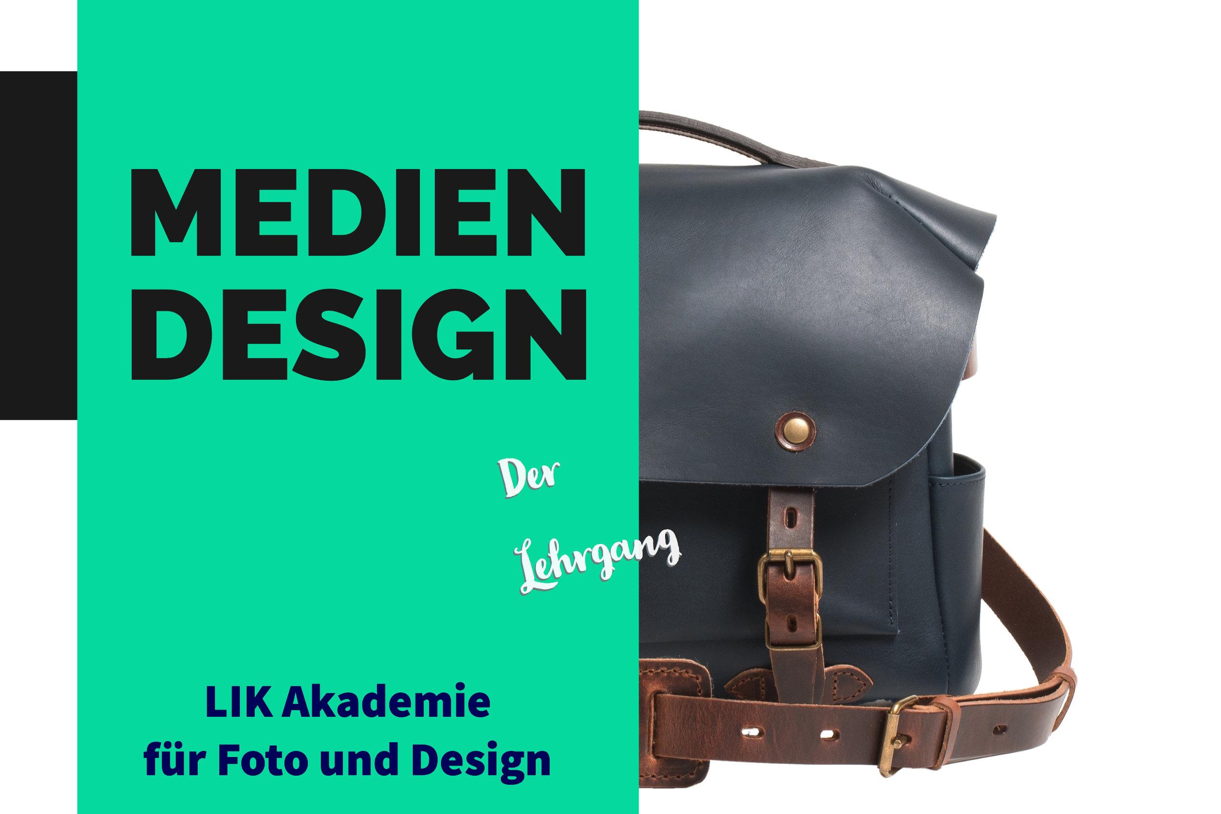 MEDIENDESIGN - LIK Lehrgang Mediendesign
