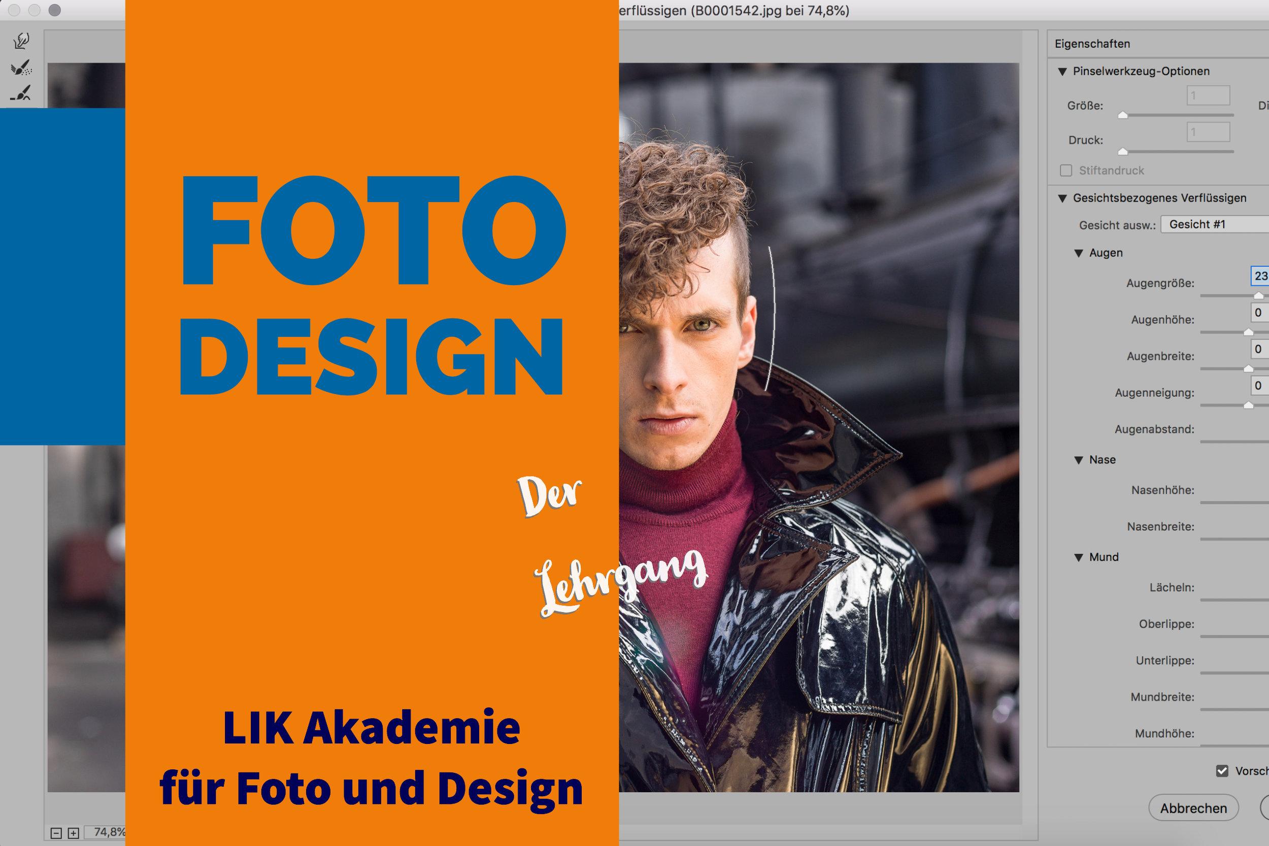 LIK Akademie für Foto und Design Fotodesign