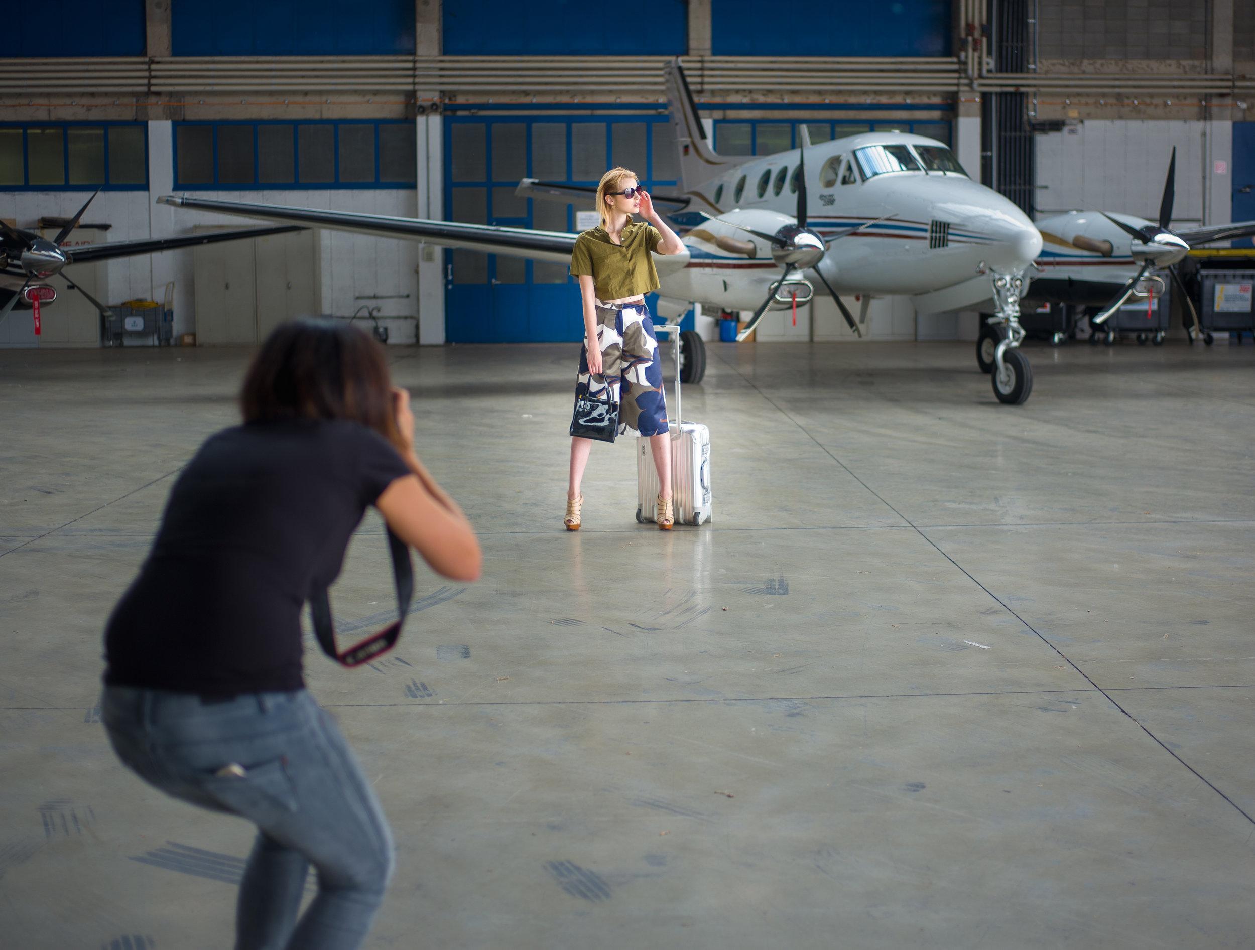 Making of, LIK Meisterklasse digitale Fotografie