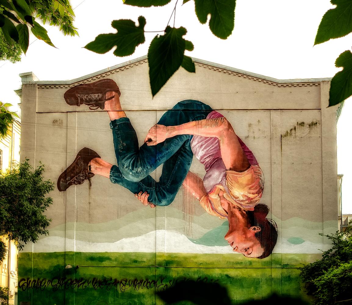 Foto: Amelie Walter - Street Art in Kiev