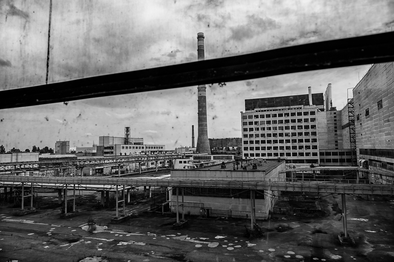 Foto: Amelie Walter - AKW Tschernobyl