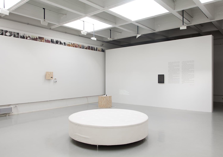 Installation images, Photo Centre Peri