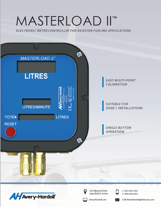 MASTERLOAD II™ BROCHURE   Download
