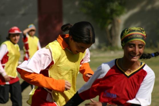 Afghan Girls Can Kick