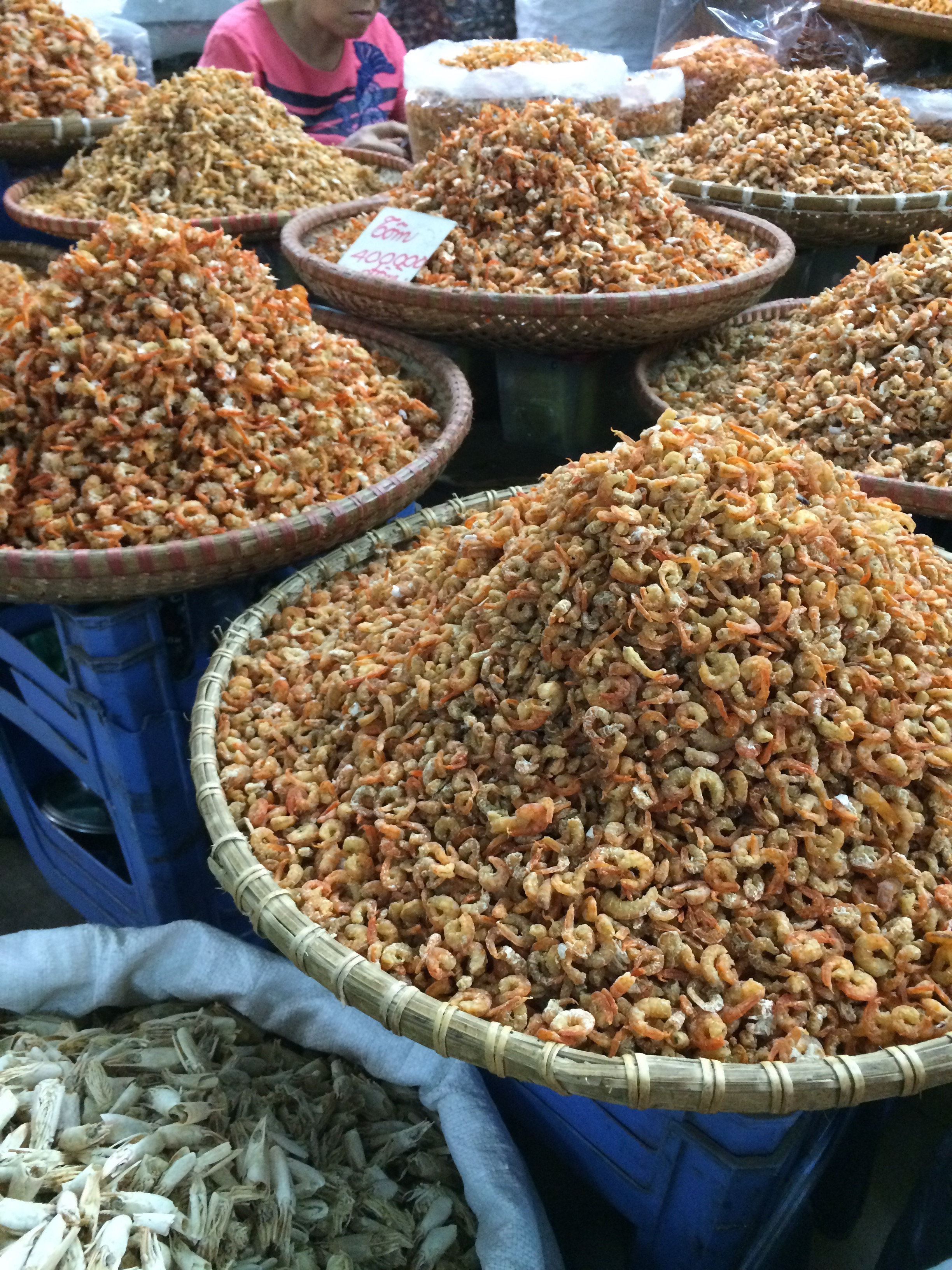 You didn't think there was just one kind of dried shrimp, did you?