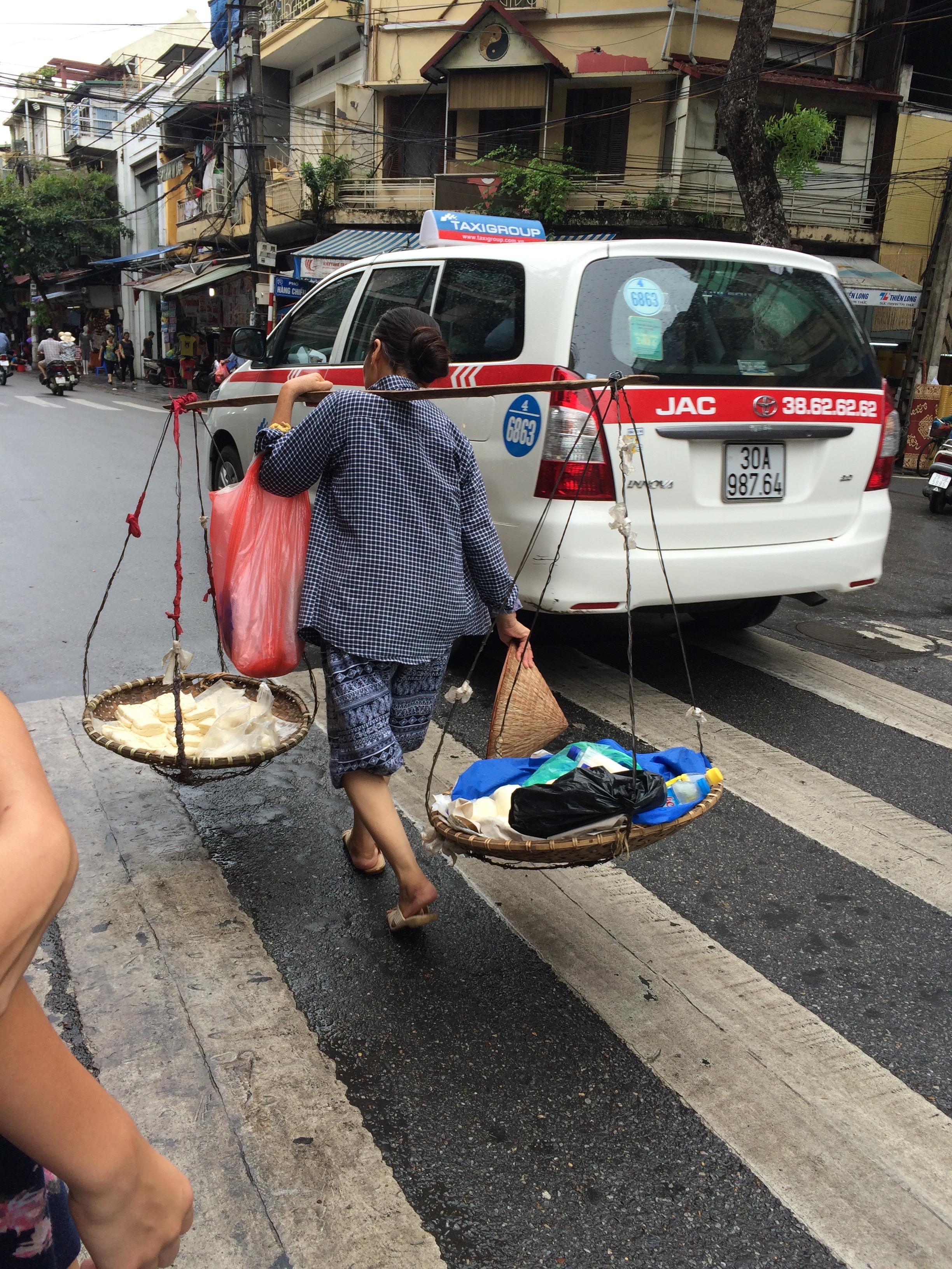 Hanoi just never quits