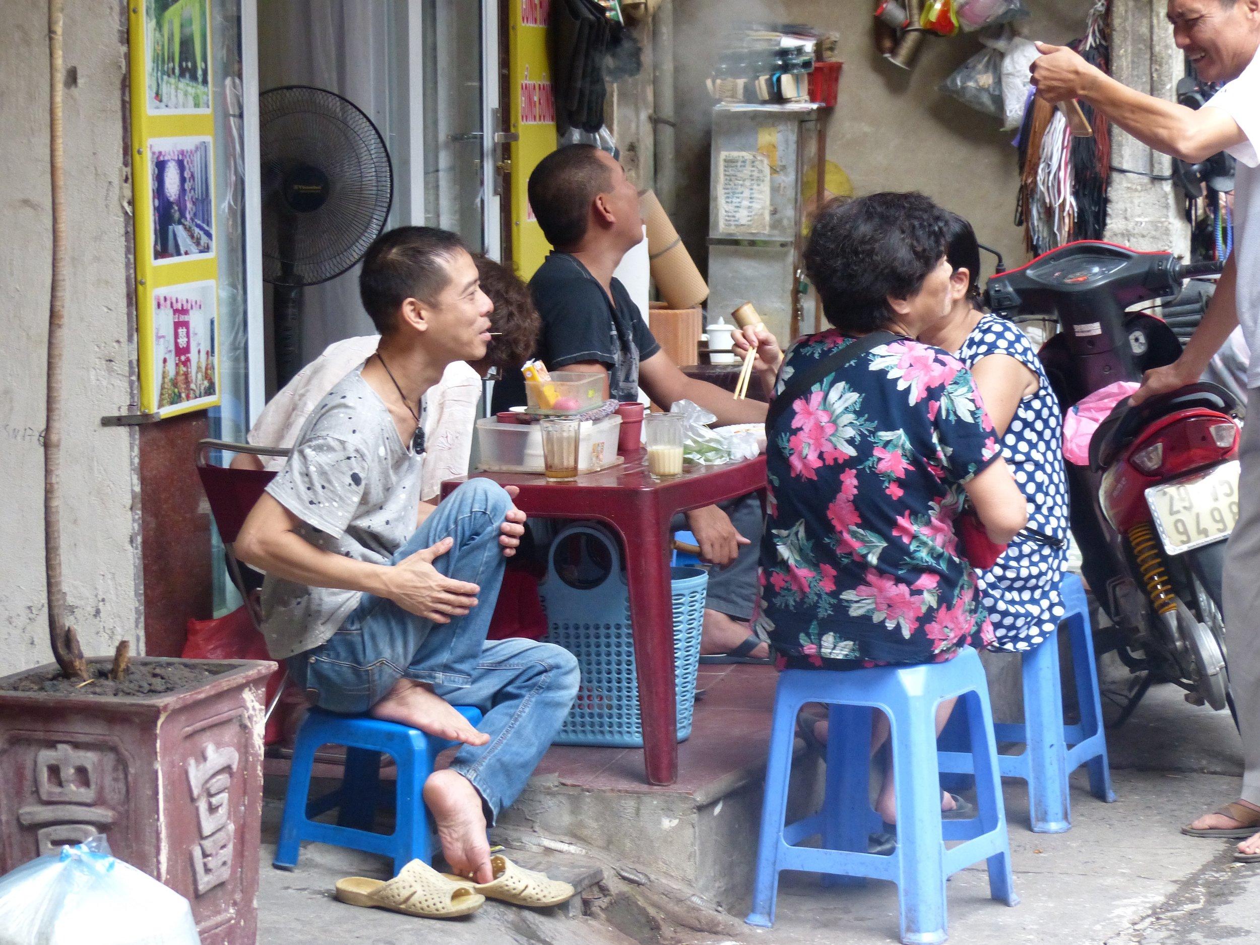 How the Vietnamese do community