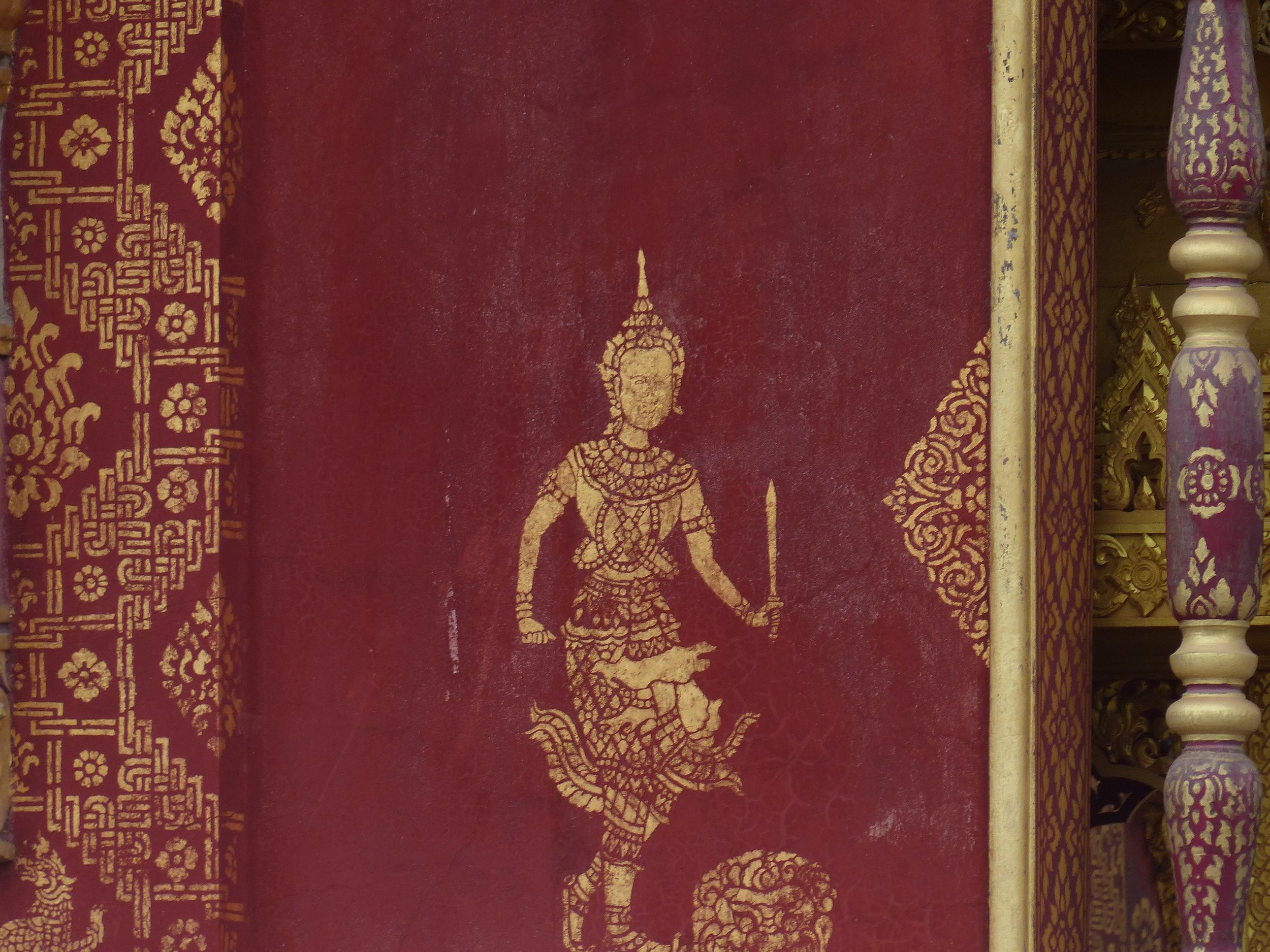 Lao art/storytelling