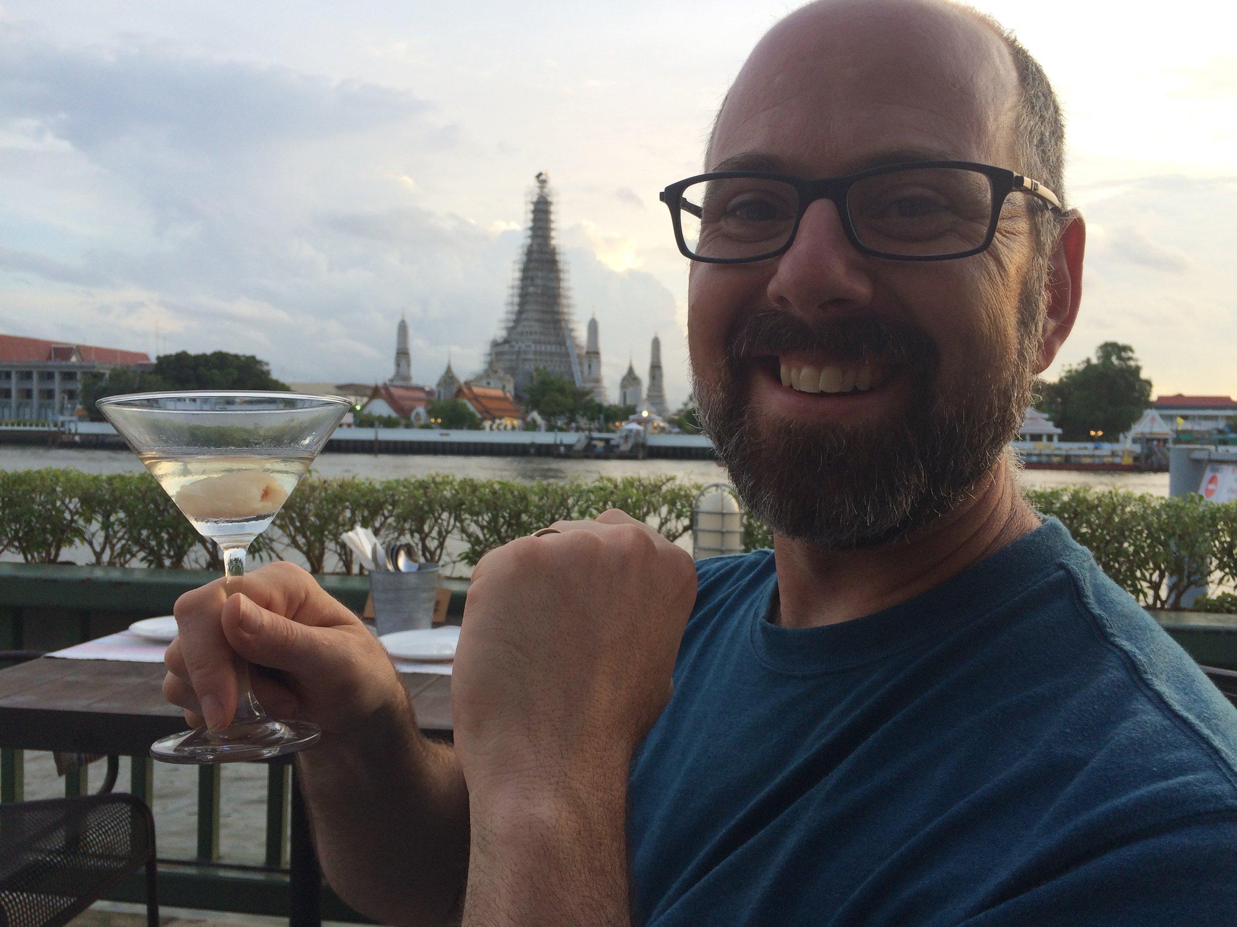 A toast to southeast Asia!
