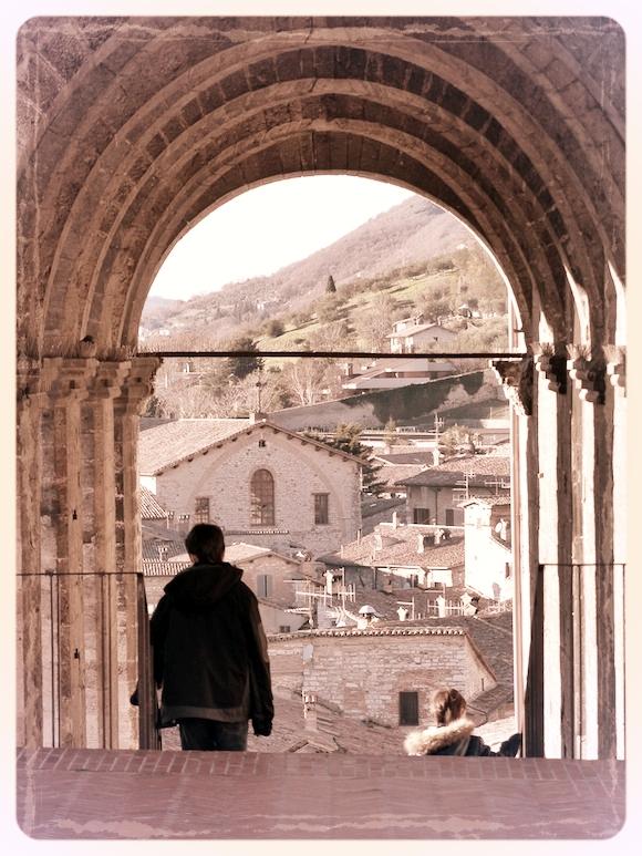Nicolas in Gubbio, Umbria