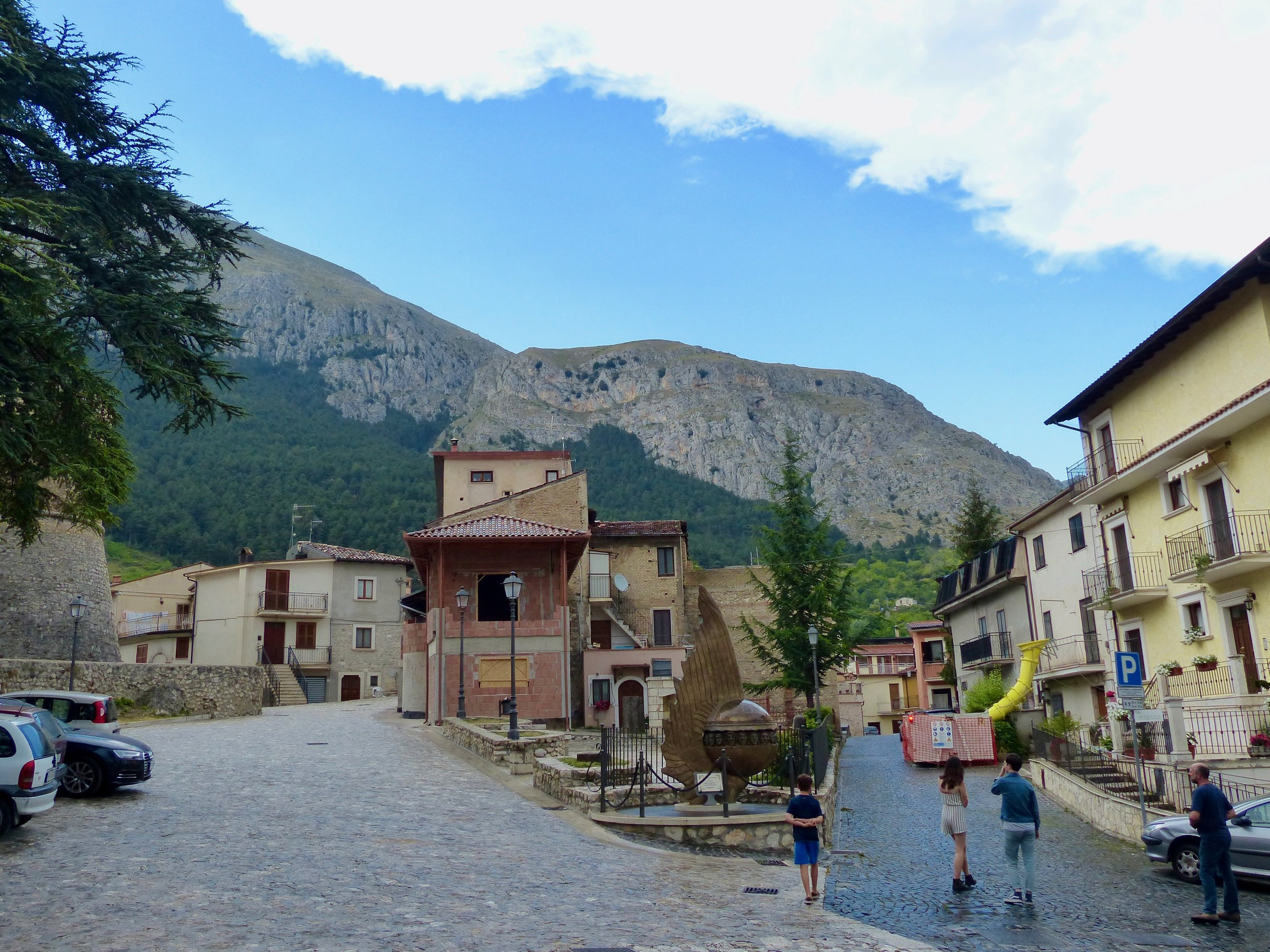 Celano, Abruzzo