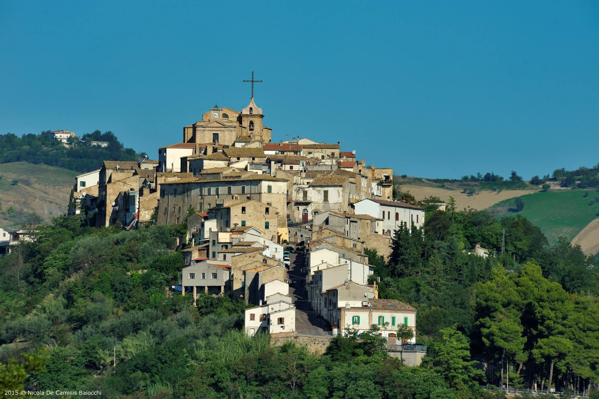 Castiglione Messer Raimondo in Abruzzo