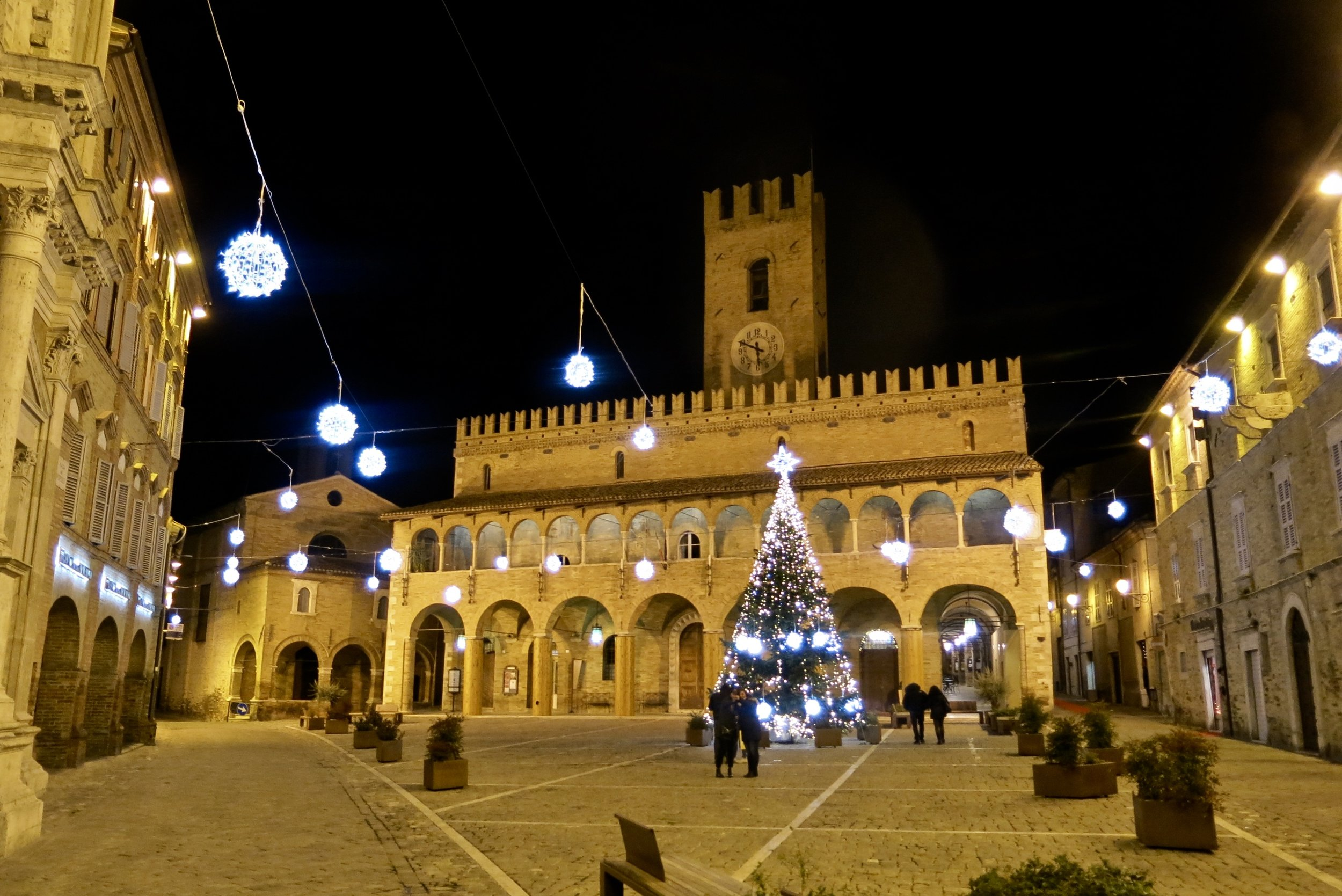 Christmas in Le Marche, Italy