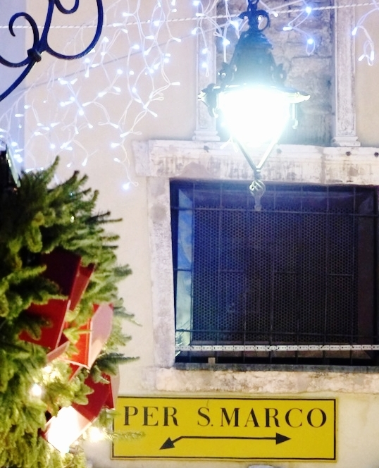 Lights in Venice