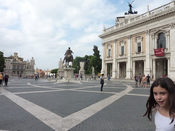 Campodoglio, Rome