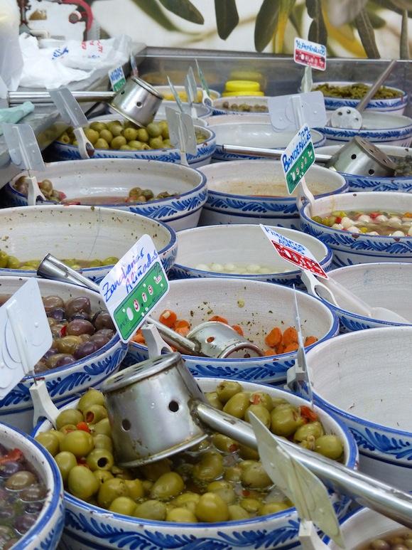 olives sevilla