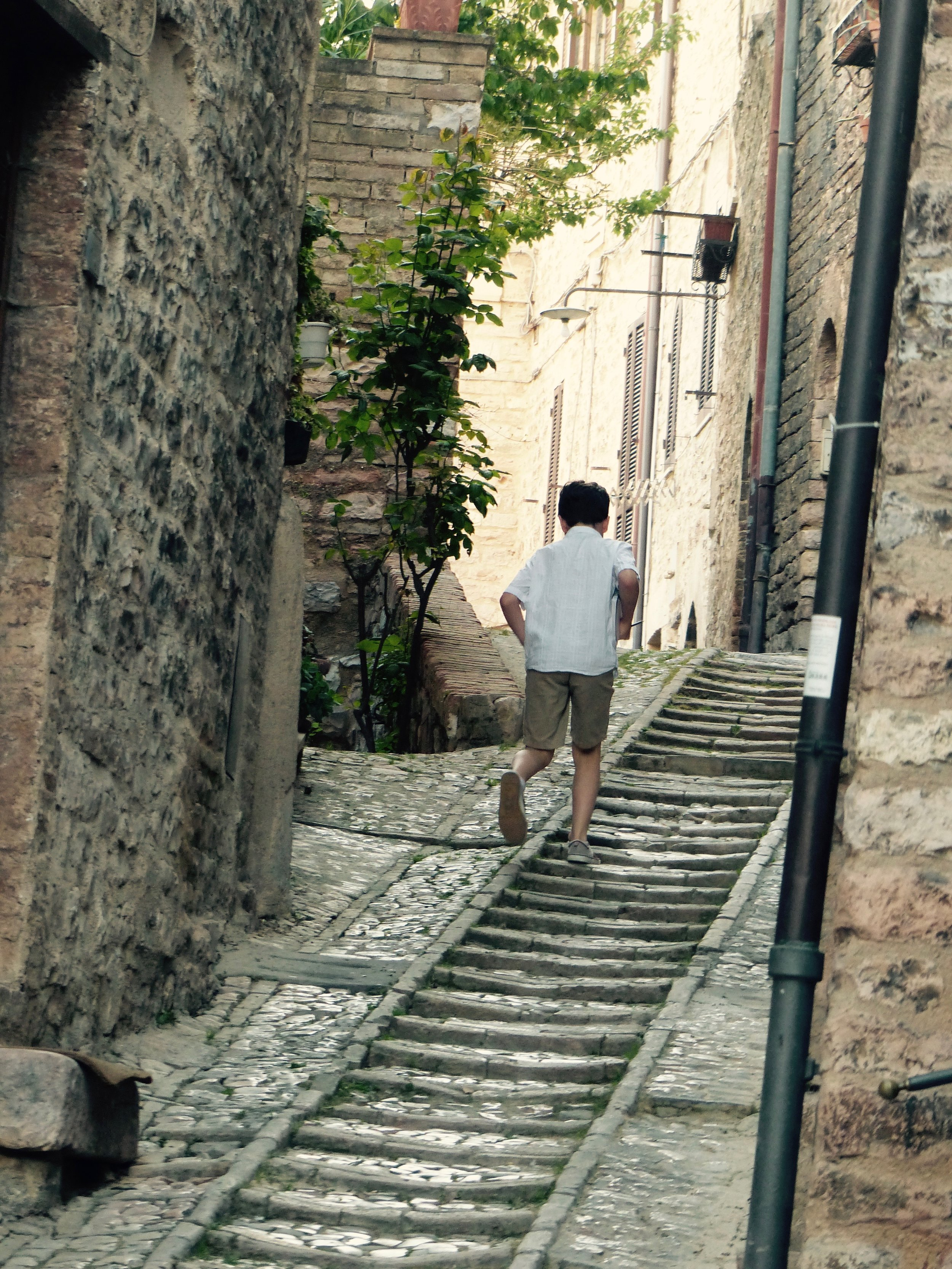 Gabe in Spello, Umbria, Italy