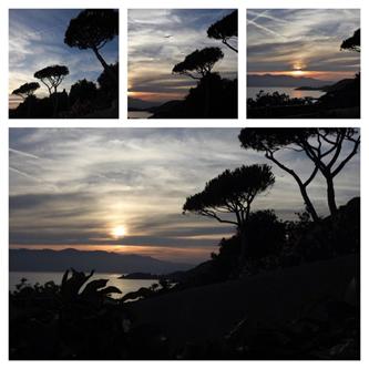 Bay of Poets, Liguria