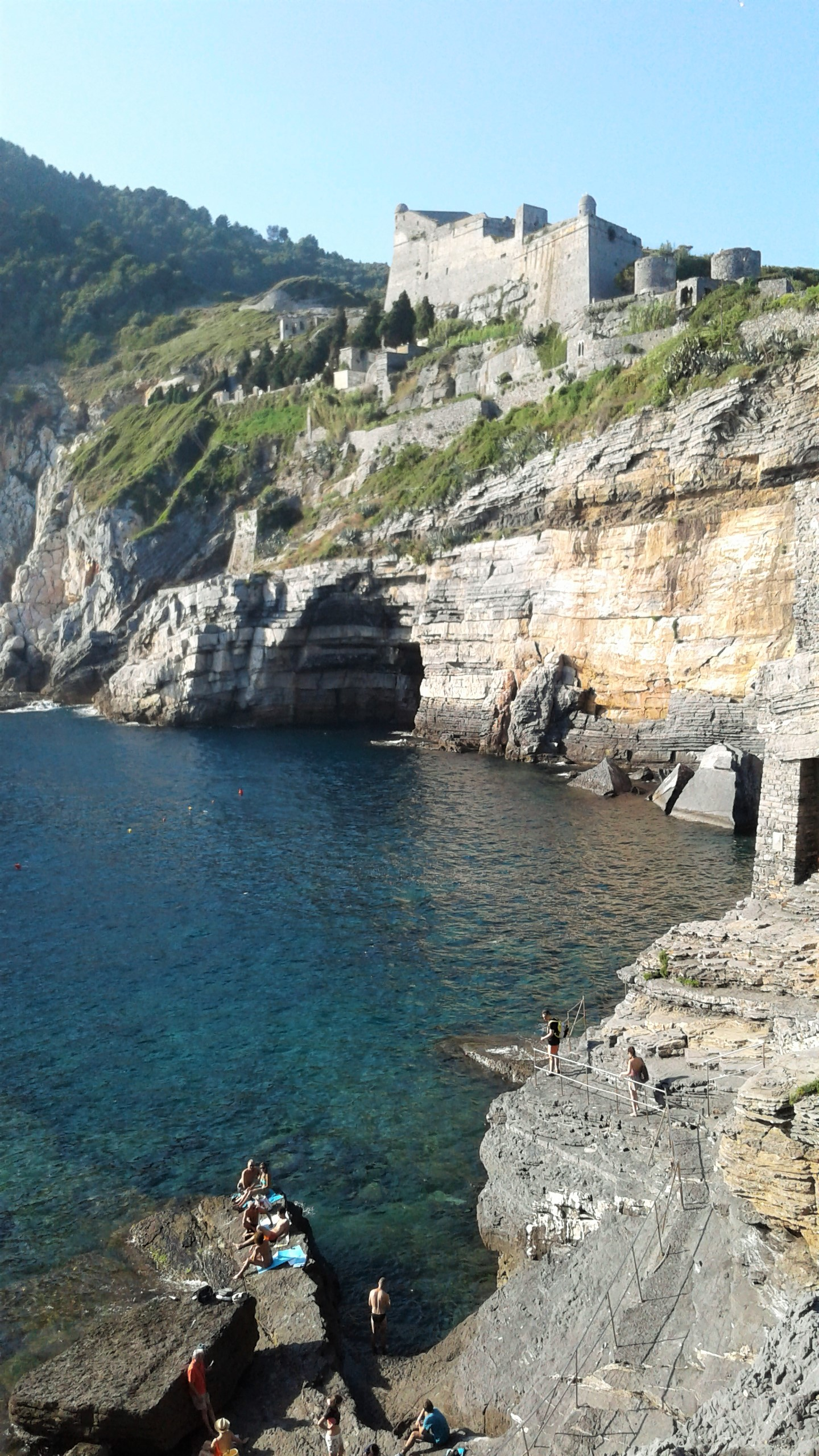 Grotto Liguria