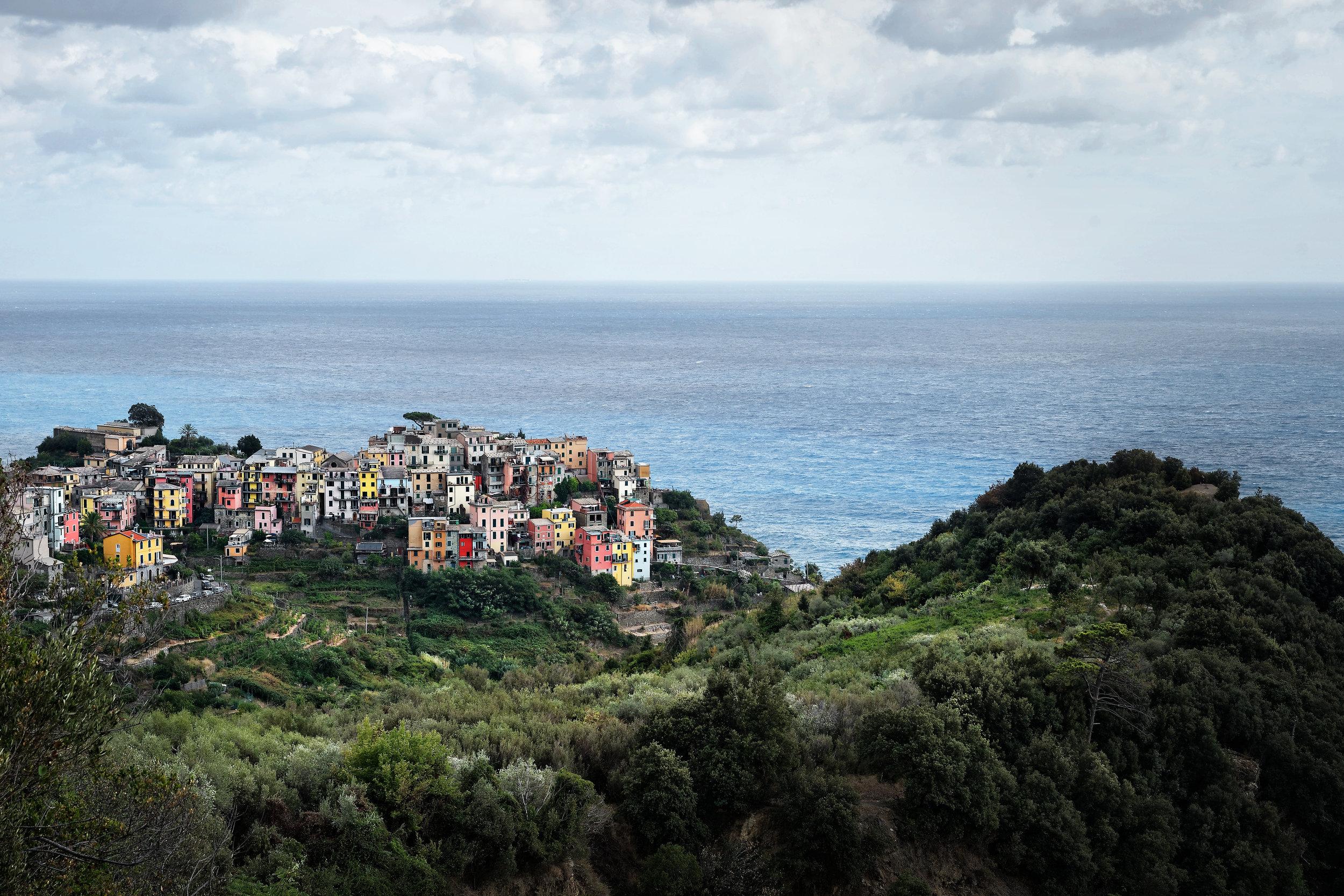 Corniglia Liguria Italy