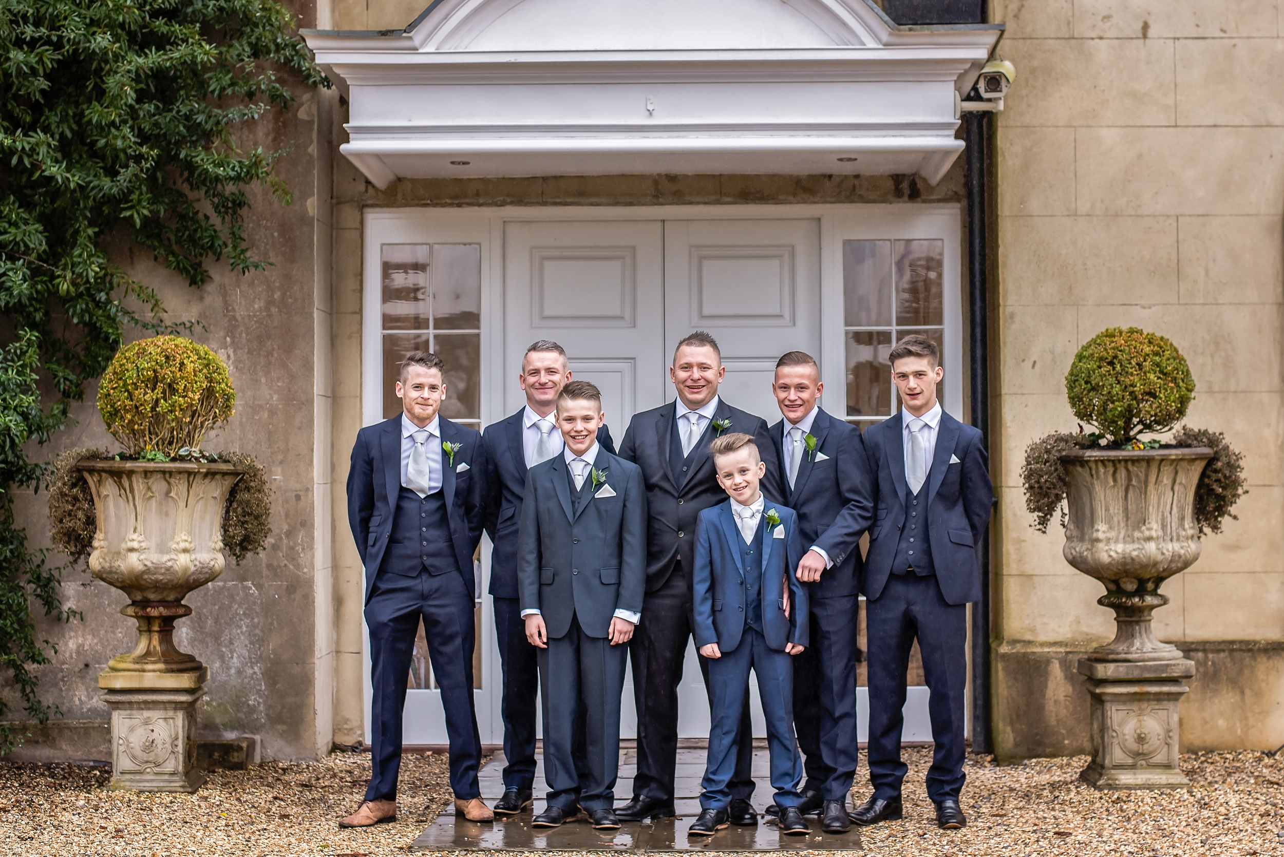 Fleet wedding photographer Hampshire / Northbrook park wedding photographer
