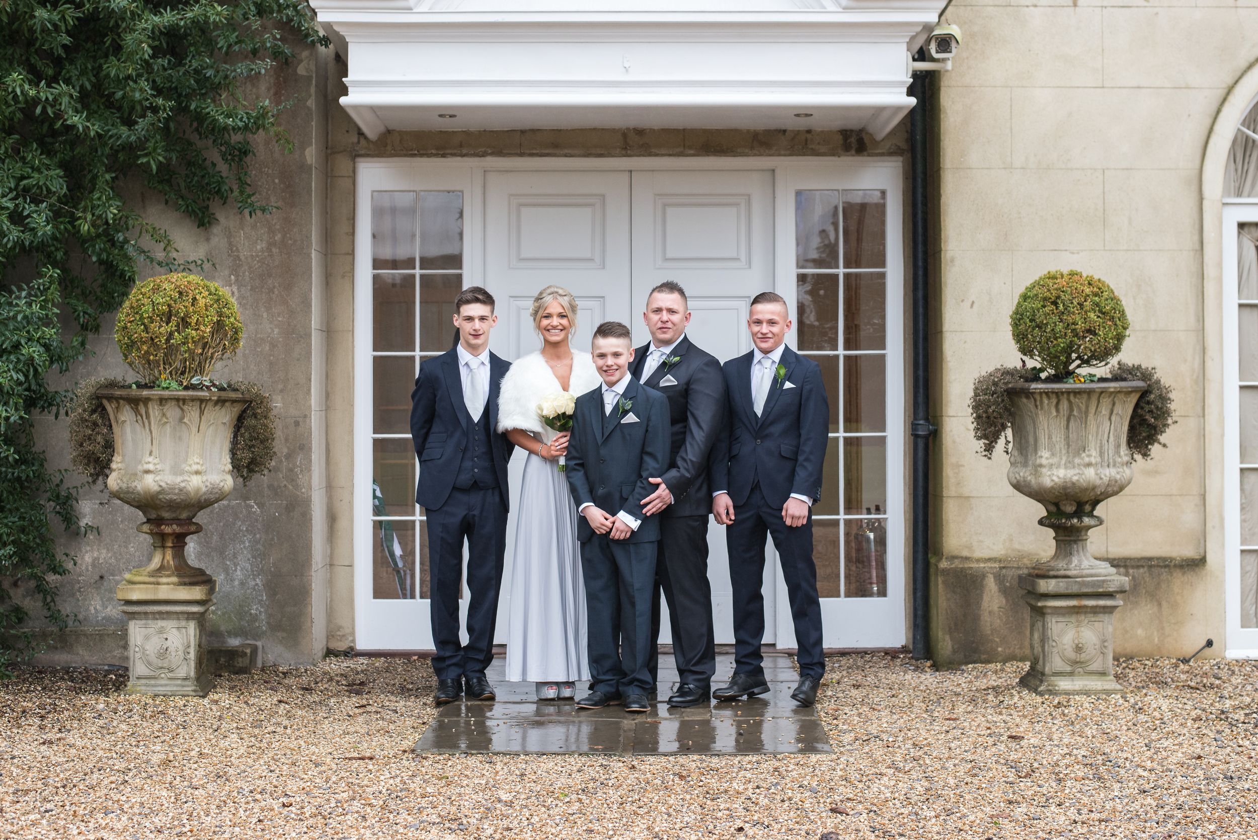 Fleet wedding photographer / Northbrook Park wedding photographer