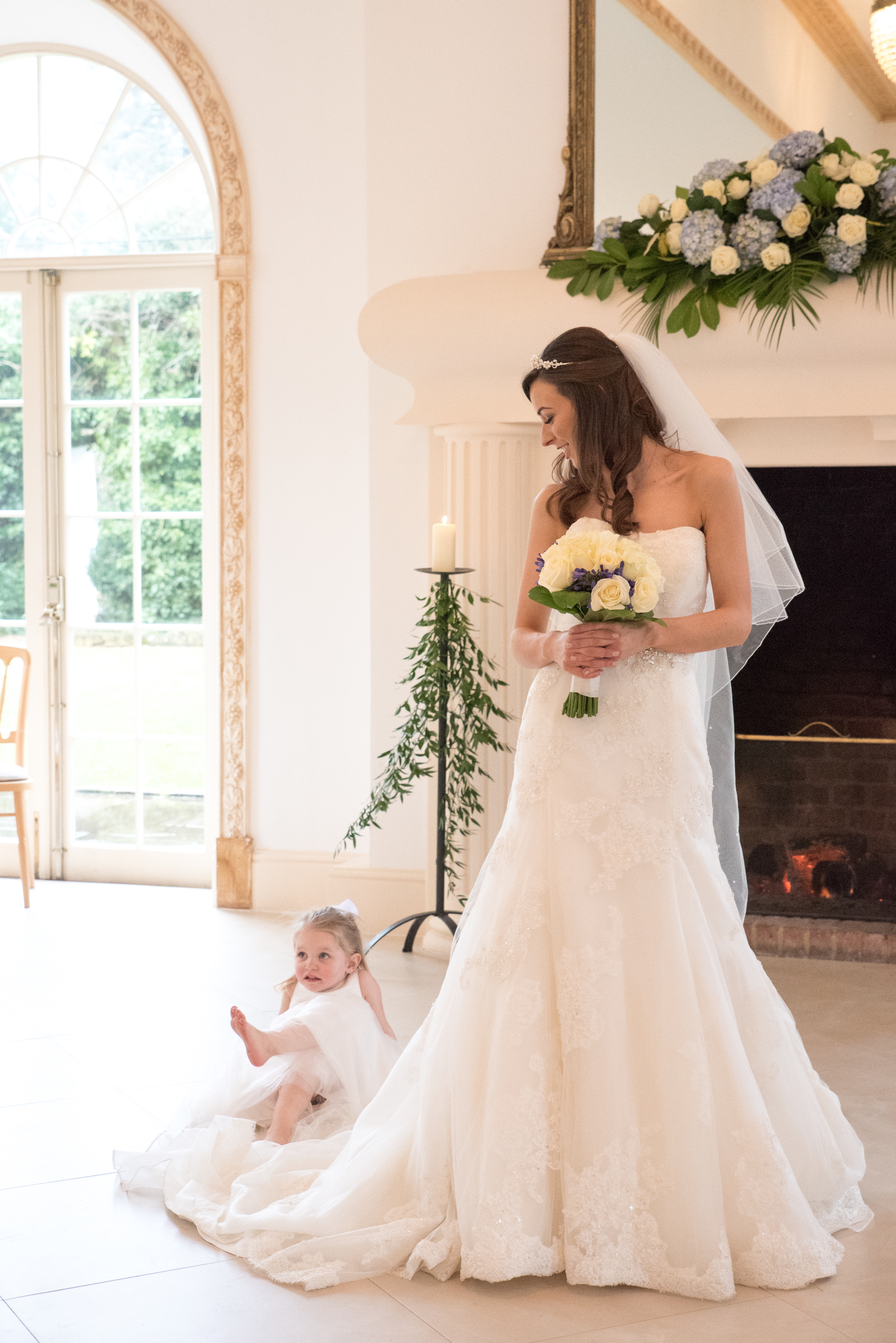 Northbrook park wedding photographer / Fleet wedding photographer