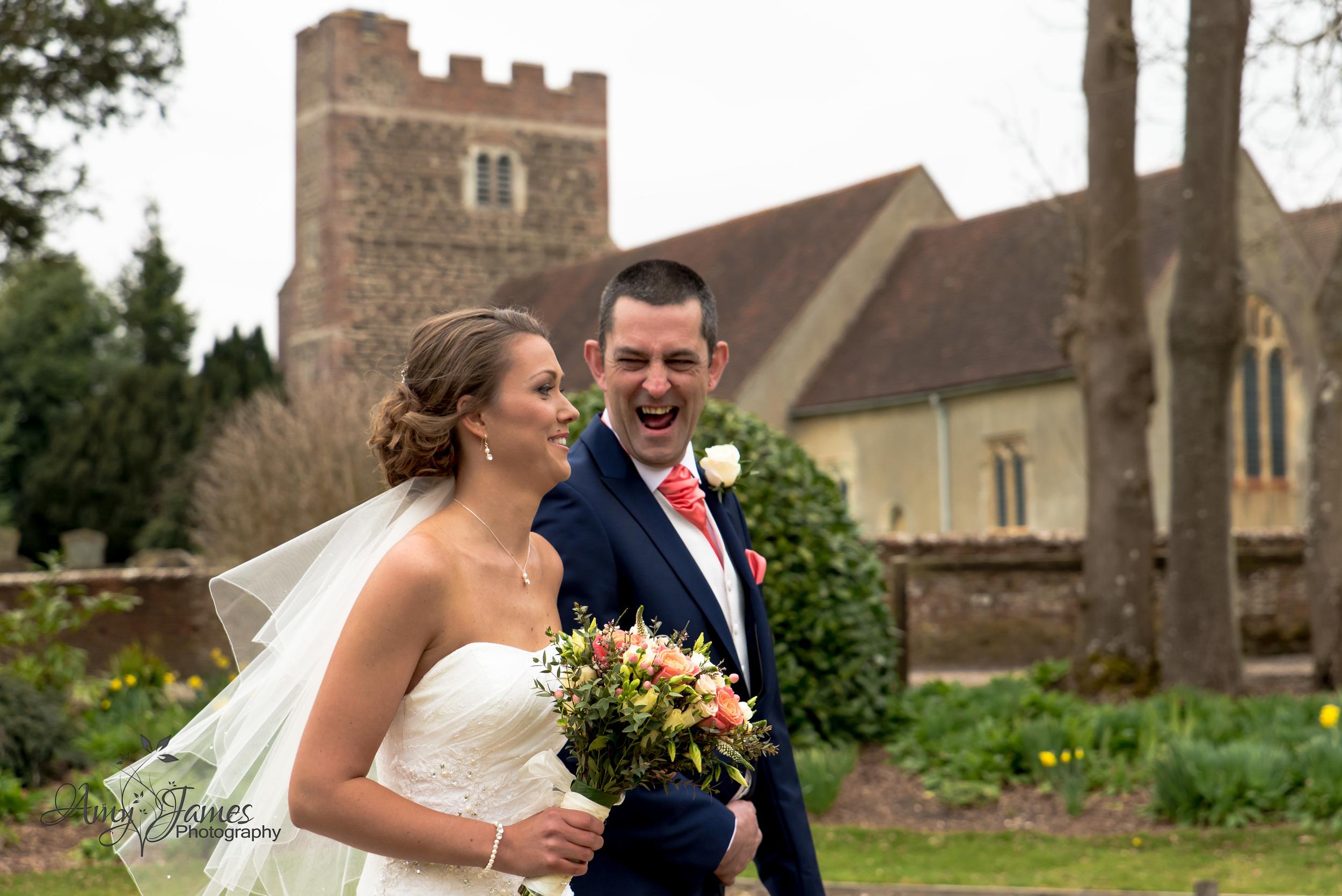 Fleet wedding photographer / highfield park wedding photographer